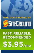 SiteGround: Fast, reliable, recommended hosting.